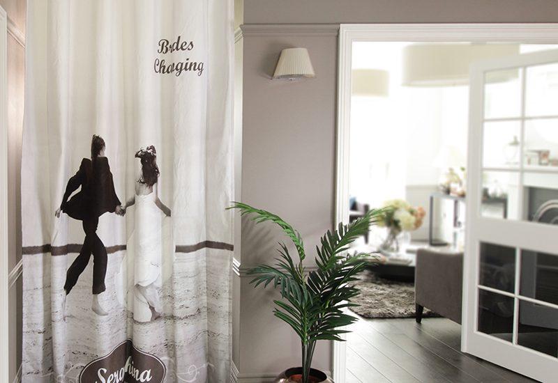 Un relajante ambiente para tu habitaci n con cortinas - Disena tu habitacion ...