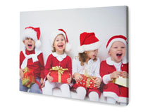 Lienzo personalizado regalo Navidad