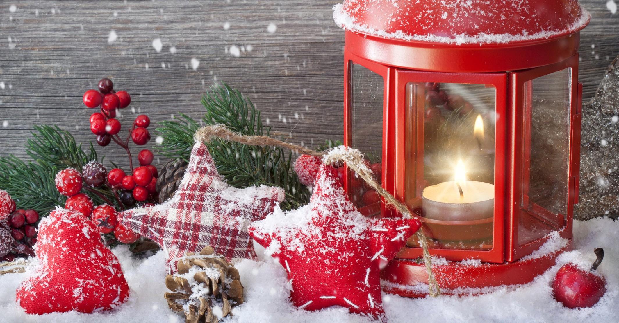 manta con fotos para navidad