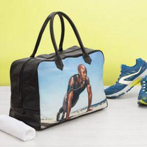 personaliza bolso de gimnasio