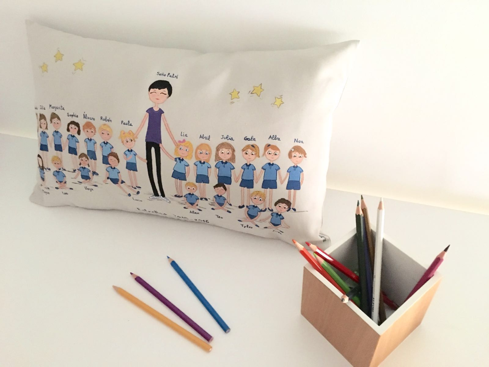 cushion for teachers