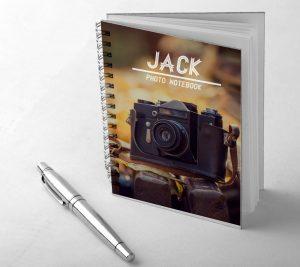 cuadernos personalizado original