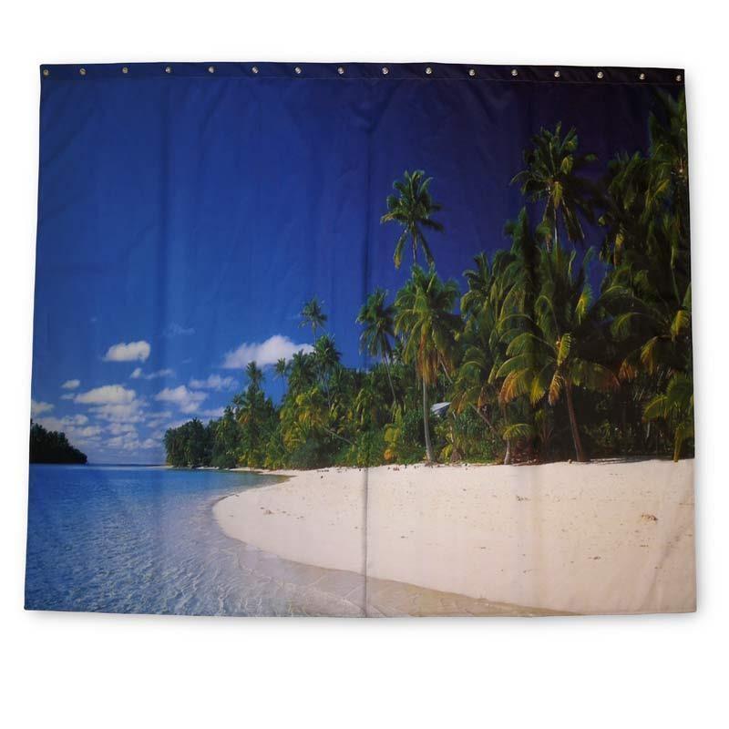 Cortinas De Baño Personalizadas:cortinas de bano personalizadas playa