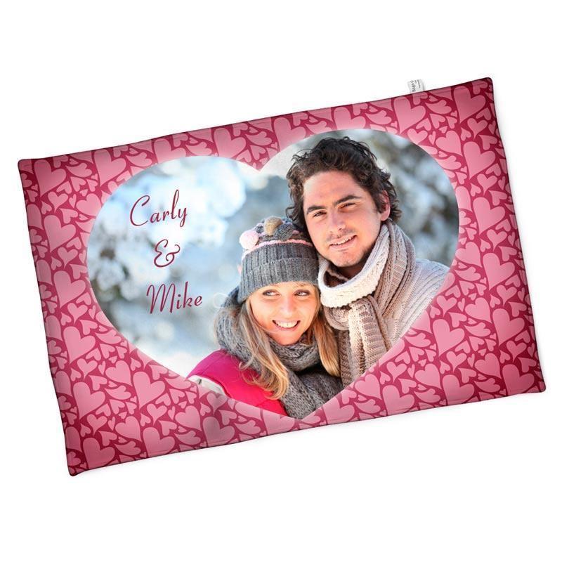 Manta de amor personalizada dise a mantas de san valent n - Mantas con fotos ...