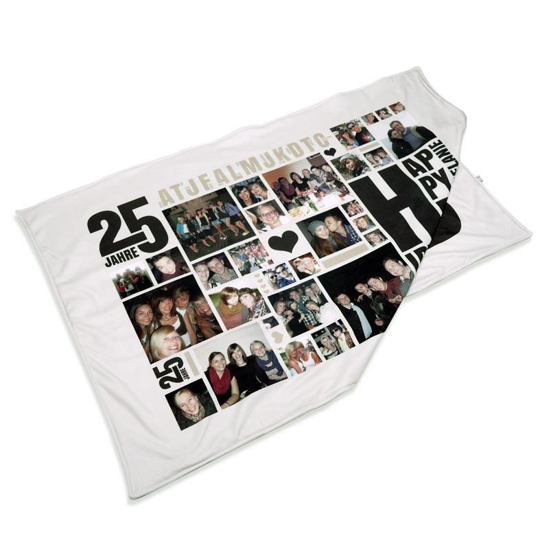 Mantas personalizadas con fotos - Mantas con fotos ...
